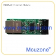 ENC28J60以太网模块,SPI接口适合几乎任何MCU,10M速率,集成MAC和PHY