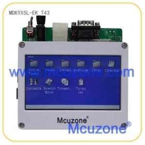 MDK9X35L-EK_T43, AT91SAM9X35开发板,USB 2.0高速主机和从机,以太网,音频,4.3寸TFT LCD