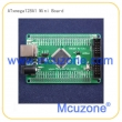 ATxmega128A1最小系统板