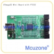 ATmega32最小系统板(含FT232)