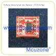 2/4/8g三轴数字输出加速度传感器模块