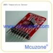 LM35温度传感器模块