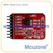 LM75A温度传感器模块