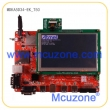 MDKA5D34-EK_T50摄像头开发板,536MHz A5内核ATSAMA5D34,256MB DDR2,256MB NAND,4串口,标配2百万像数摄像头,双CAN,千兆网,支持Android 4.2