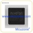 N32905U1DN,新唐内置32MB DDR内存的ARM926EJ-S内核SOC,具备LCDC,CMOS,JPEG Codec,ADC,DAC等