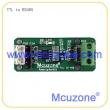 TTL串口转RS485模块,可直接与MDK9x5开发板连接