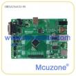 ATXMEGA256A3U-EK开发板,USB,双485,SPI转CAN,SPI转以太网,ADC,TF卡,可通过USB进行ISP下载