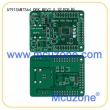 AT91SAM7S64最小系统板空PCB