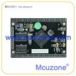 MDKA5D31核心板,ATMEL A5 ATSAMA5D31,256MB DDR2,256MB NAND,EMAC, LCDC, USB,ISI,6串口