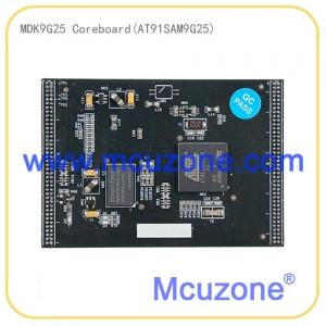 促销 MDK9G25核心板,AT91SAM9G25,400MHz CPU,128MB DDR2,高速USB,6串口,网络,摄像头
