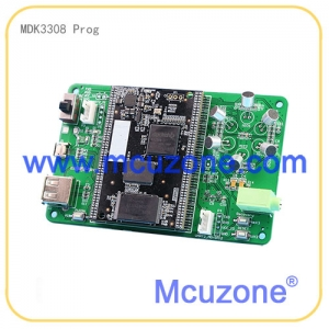 Rockchip RK3308 语音开发板 四核Cortex-A35 DuerOS 智能音箱