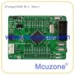 ATXMEGA32A4U最小系统板,USB Device,5串口,TF卡,出厂带USB DFU Bootloader