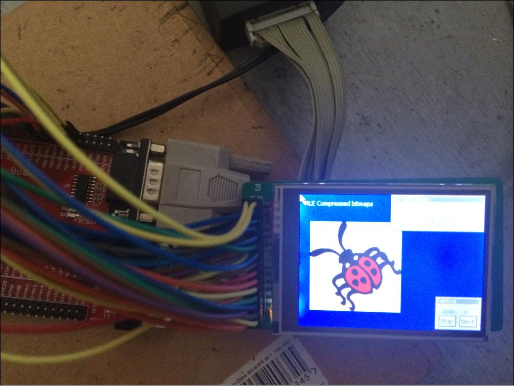 【k60_ucgui】2.8寸液晶屏带触摸演示ucgui_demos