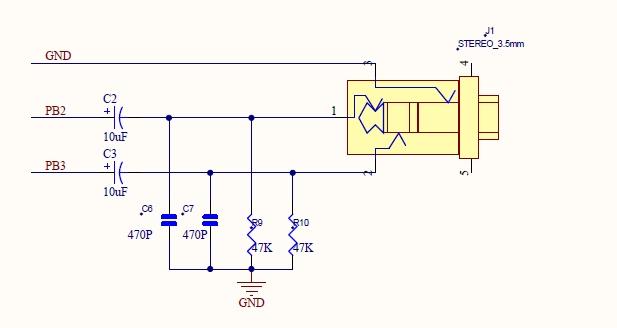 dac7744u电路图