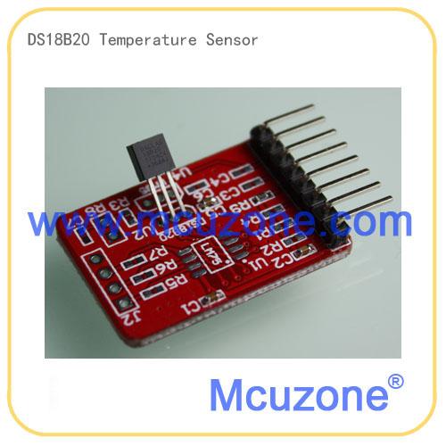 ds18b20温度传感器模块