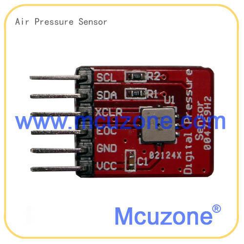 大气压强传感器,集成温度传感器图片