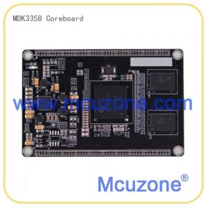 MDK3358核心板,基于TI的Cortex-A8内核AM3358处理器,256MB DDR2