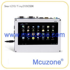 友善Smart210/Tiny210V2SDK开发板 S70 lcd 512M DDR2 512M NAND A8
