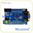 K20Mini系统板,基于Freescale Kinetis MK20DN64VLH5,QFP64封装,50MHz Cortex-M4