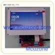 MDK1808-EK开发板,基于TI的AM1808,456MHz ARM9,128MB DDR2,标配7寸800480 TFT液晶屏送usb仿真器