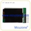 1.8寸 128x160 TFT LCD模块,SPI接口262K色