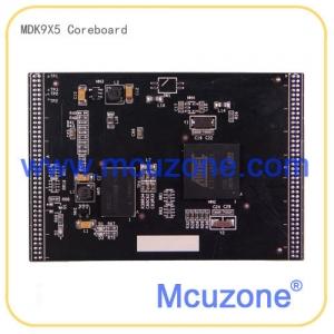 MDK9X25核心板,AT91SAM9X25,400MHz CPU,128MB DDR2,高速USB,6串口,双网络,双CAN