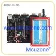 MDK9261开发板(AT91SAM9261),配4.3寸480×272 TFT LCD液晶屏
