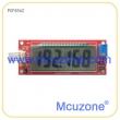 6位液晶玻璃片显示模块,I2C接口,PCF8562驱动