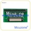FPC2DIP转接板,40脚FPC转2mm间距2×20DIP插针