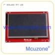 7寸 800×480 TFT LCD液晶屏,RGB接口,带触摸屏,驱动板
