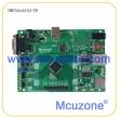 ATXMEGA64A3U-EK开发板,USB,双485,SPI转CAN,SPI转以太网,ADC,TF卡,可通过USB进行ISP下载