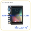 Super4412标准版配高清7寸电容屏,2GB DDR3 RAM @400Mhz, 标配16GB eMMC闪存, 高清7寸LCD(分辨率800x1280), LED背光,背光可调,预装OS: Android 4.2.2