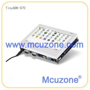友善Tiny210ADK-S70增强版开发板 7'lcd 512M DDR2 512M NAND A8