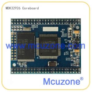 促销 MDK32926核心板,基于新唐N32926U1DN,64MB DDR2,16MB SPI FLASH,256MB NAND,EMAC,LCDC,摄像头,高速USB