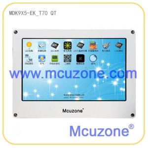 MDK9G35-EK_T70, AT91SAM9G35开发板,USB 2.0高速主机和从机,以太网,音频,LCD