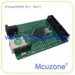 ATxmega256A3U最小系统板,带USB 2.0 Device接口,7串口,出厂带USB DFU Bootloader