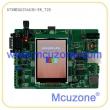 ATXMEGA256A3U-EK_T28开发板,USB,双485,SPI转CAN,SPI转以太网,ADC,TF卡,2.8寸液晶屏,可通过USB进行ISP下载
