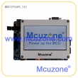 MDK32926-EK_T43开发板(基于新唐N32926U1DN),标配4.3寸液晶屏,内置64MB DDR2的ARM9 SOC,QFP128