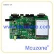 ATSAM3U-EK_T28开发板,Cortex-M3,高速USB 2.0 Device,nandflash,配2.8寸TFT液晶屏带触摸屏,可通过USB进行ISP下载