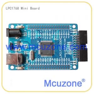 LPC1768最小系统板,配1.8寸128×160 TFT LCD液晶屏