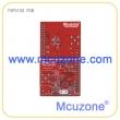 TVP5150模块DIY PCB,视频ADC,2.54mm间距30脚ISI接口,配合MDK9G25和MDKA5D3x开发板使用