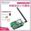 全网通4G CAT4 LTE纯数据模块 即插即用 免驱 树莓派英伟达 外壳——树莓派版